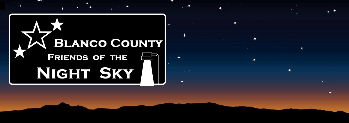 Blanco County Friends of the Night Sky